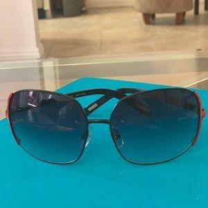 Ralph Lauren Thick Square Sunglasses